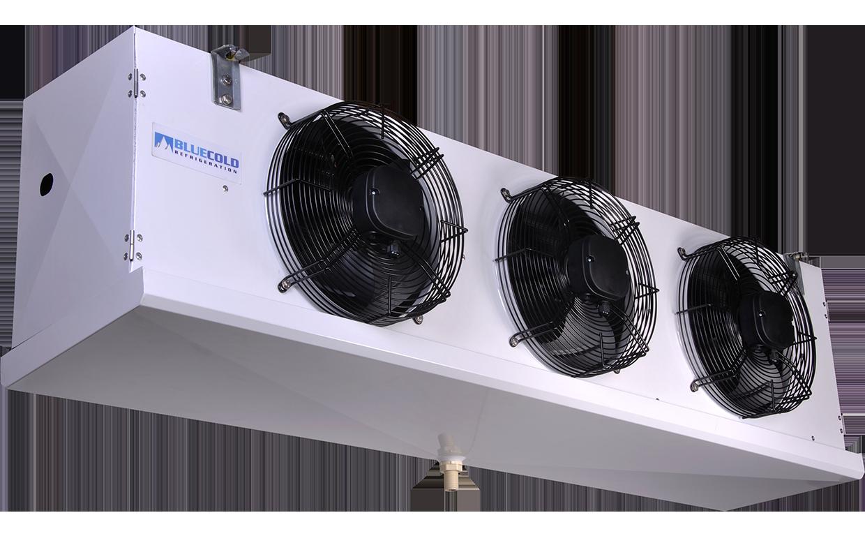 Freon cold room evaporator