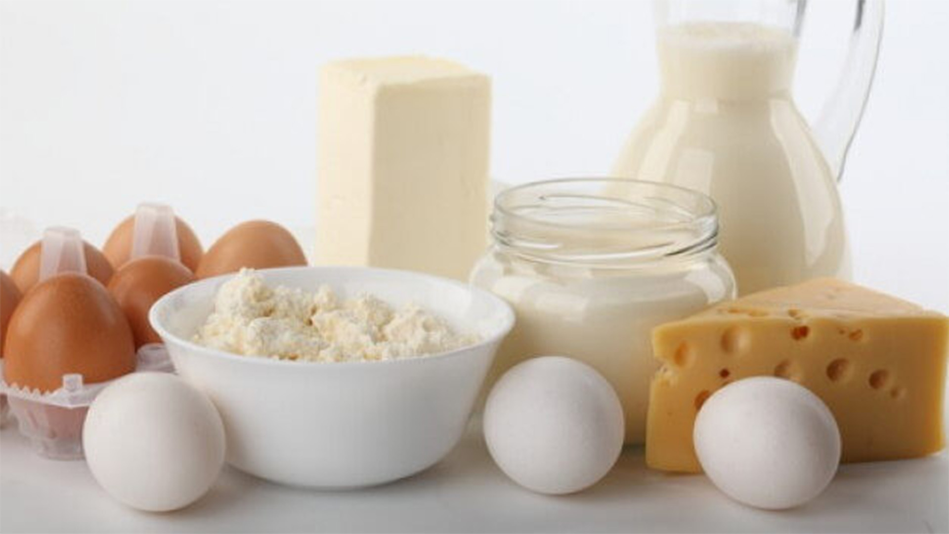 Dairy - Cold Rooms: Curd, Cheese, Butter storage