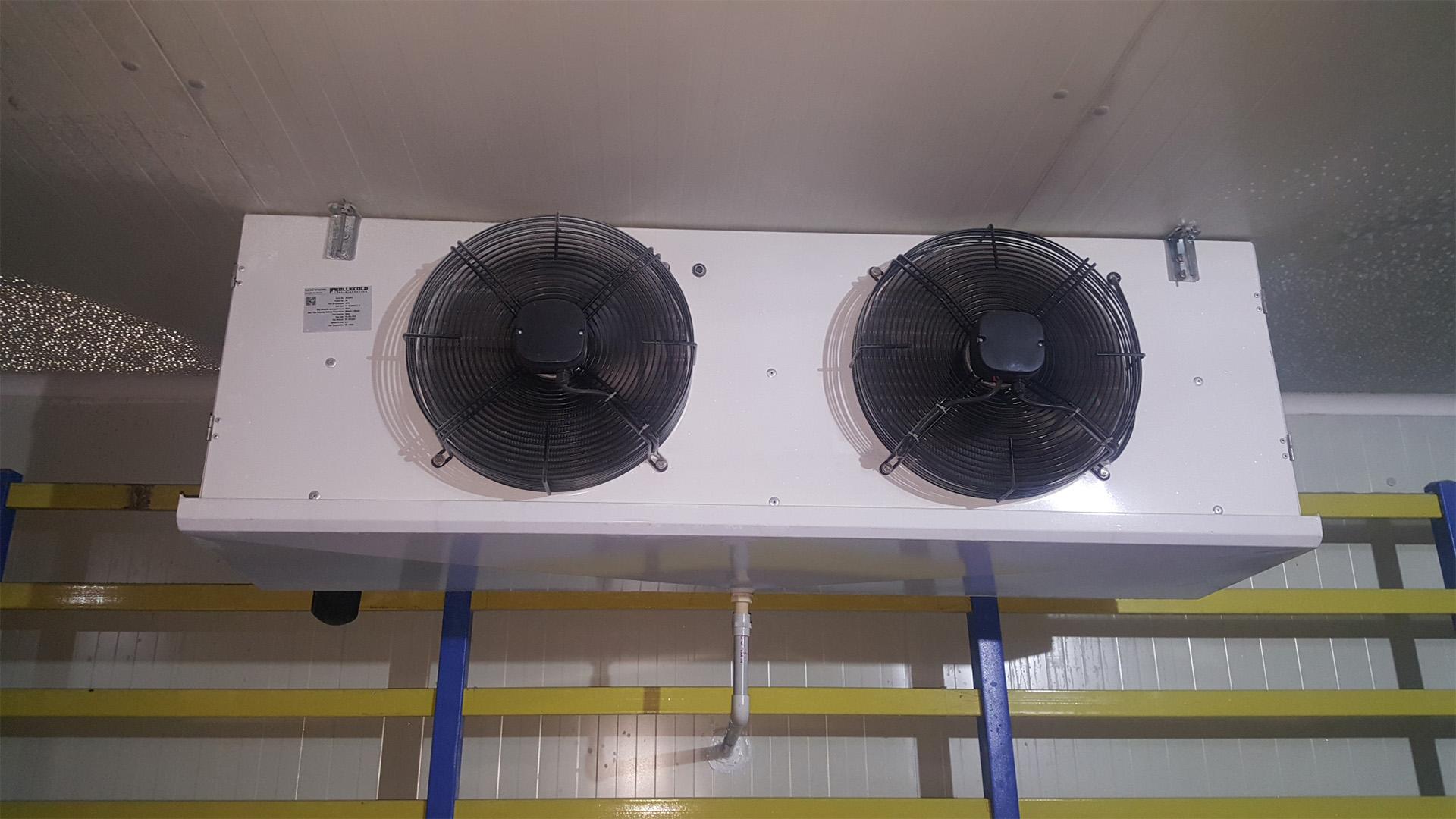 Freon unit cooler