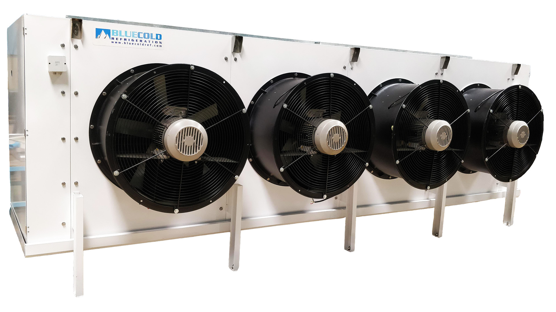 Ceiling mounted blast freezer & Chillers