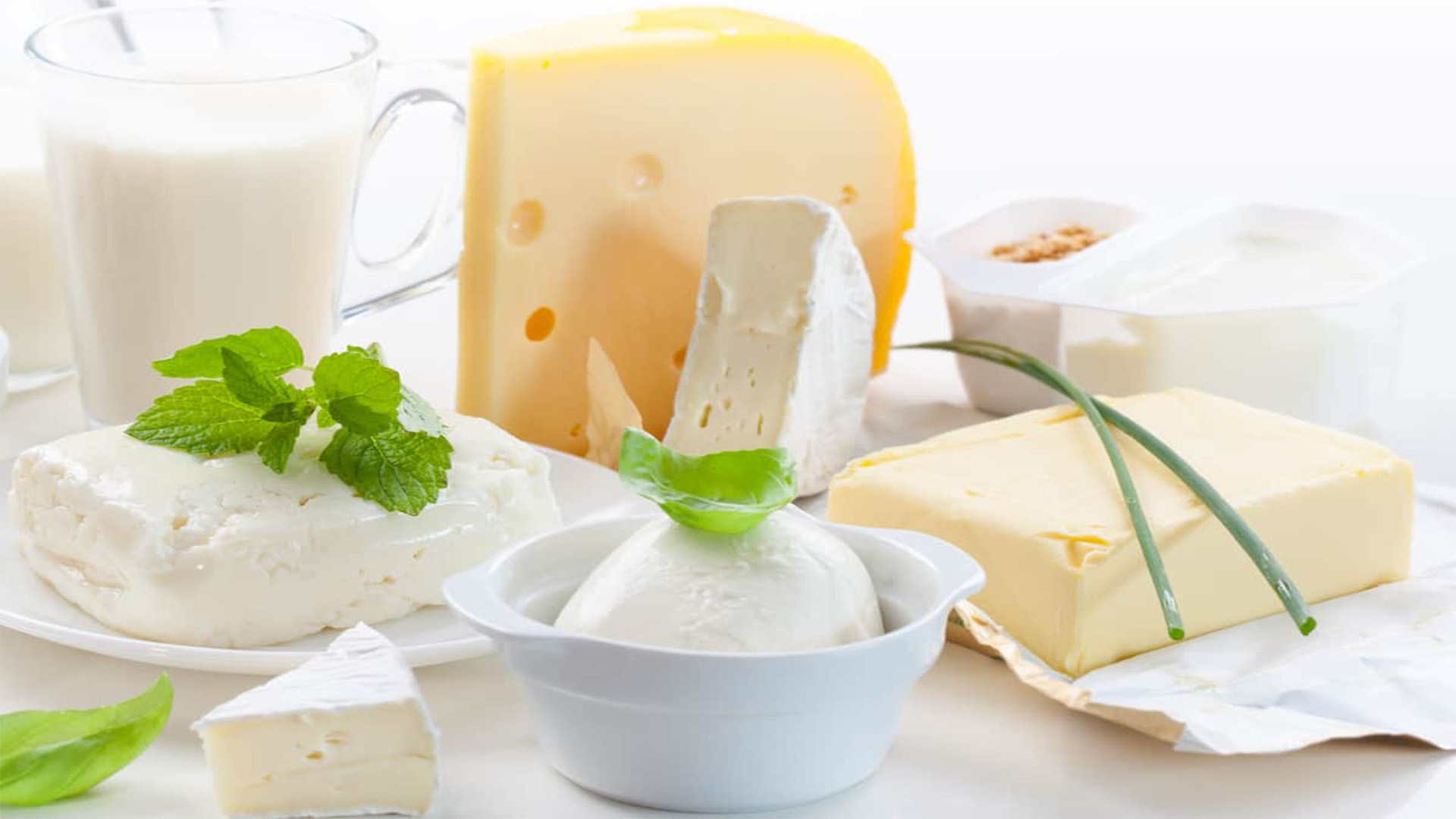 Cheese & Butter Cold Room