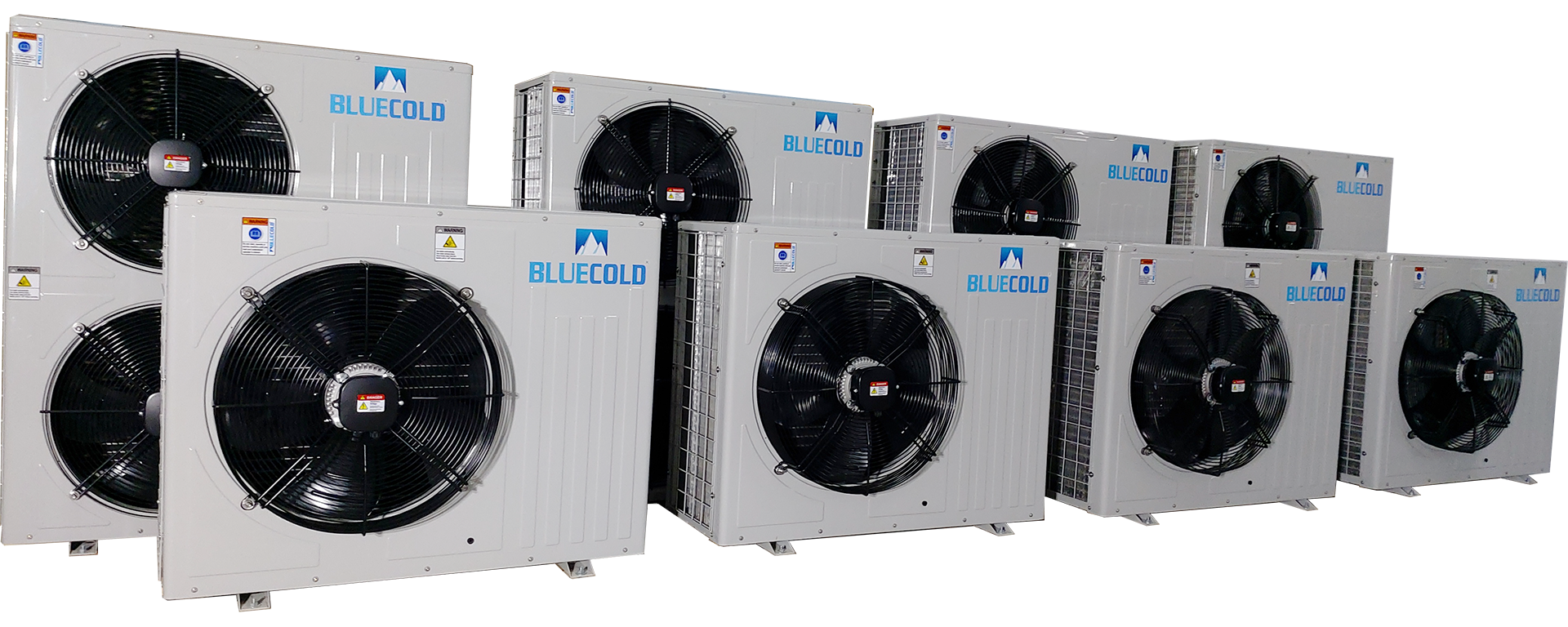 chiller room outdoor units