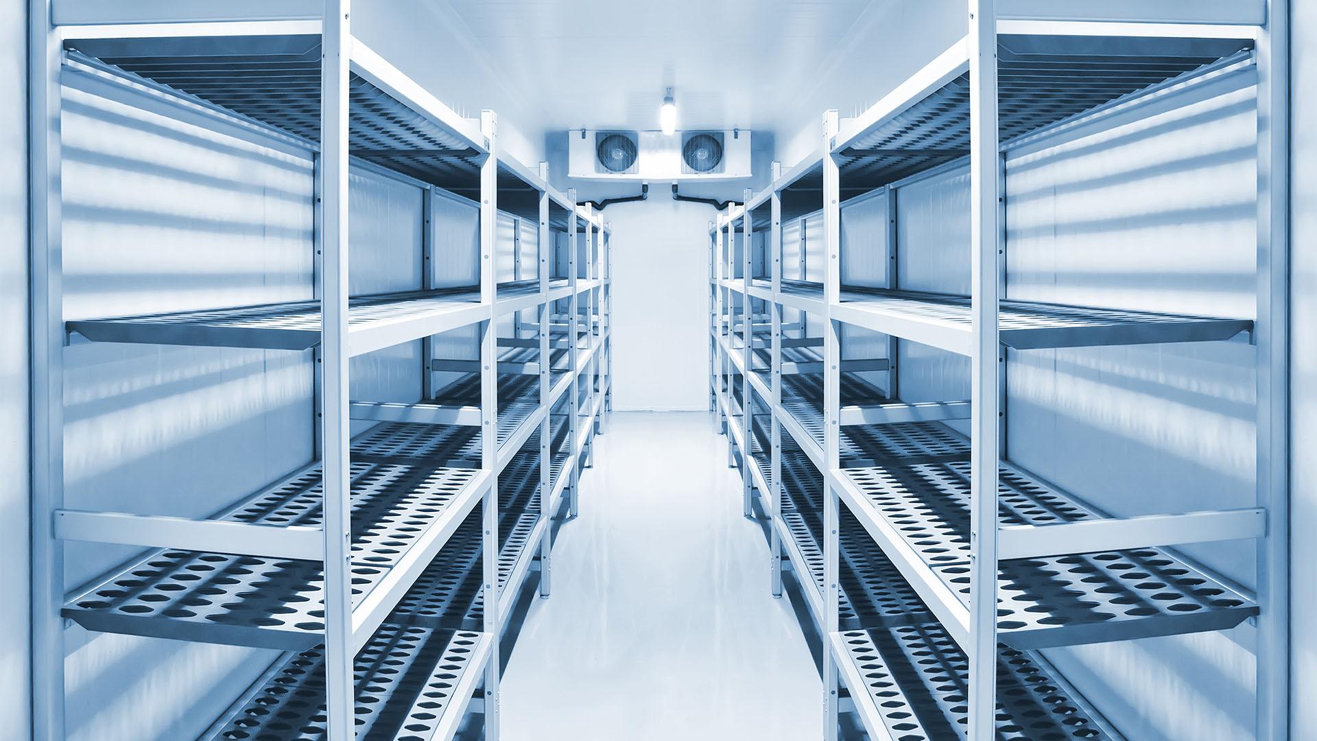 shelving racks for multiple layout facility