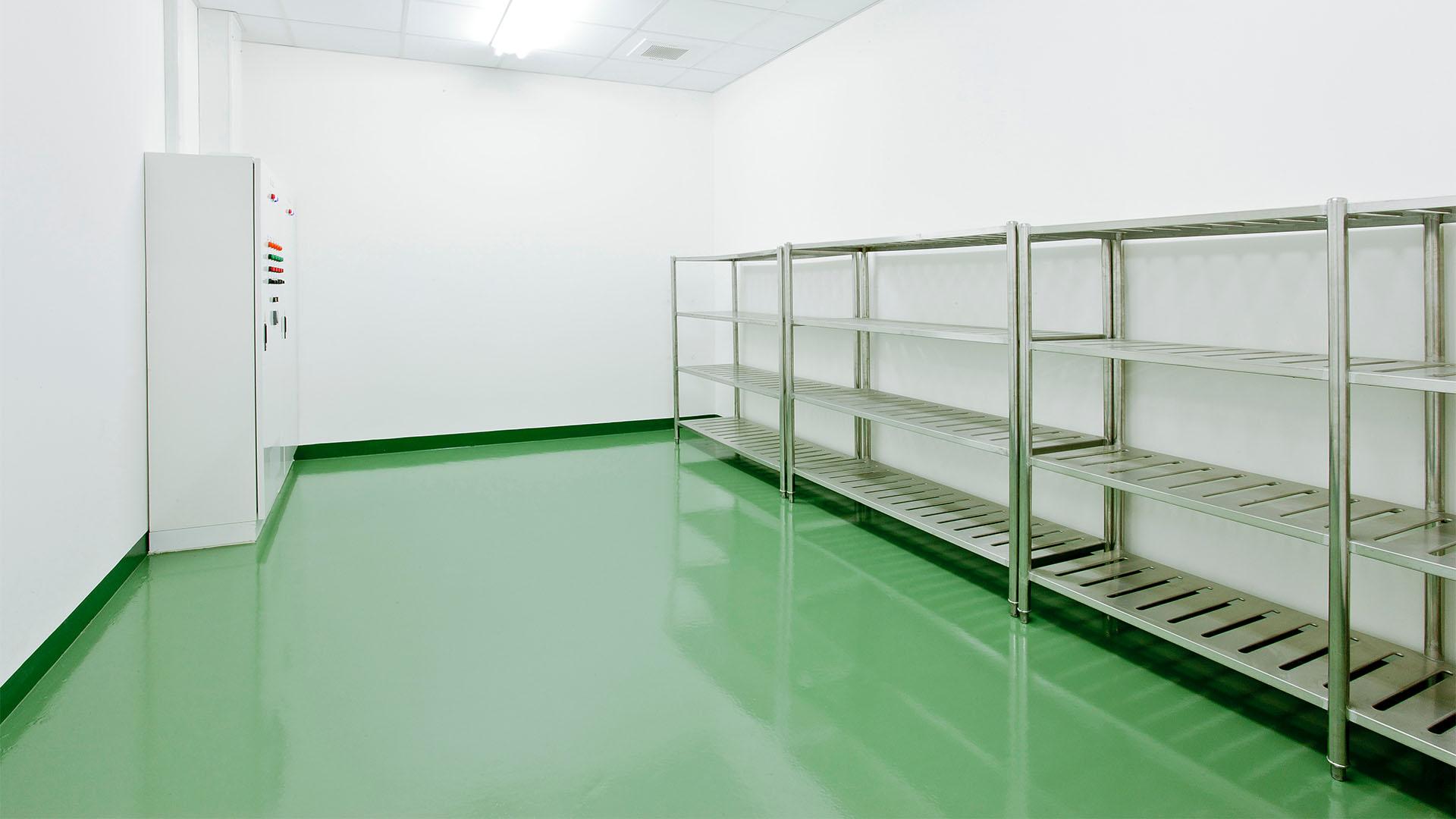 racks for clean room