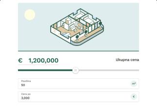 Housing loan calculator preview
