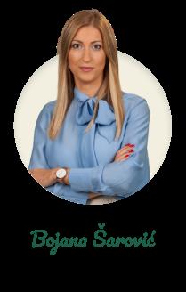 Our advisor Bojana