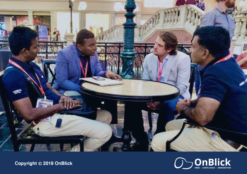 Our Key Takeaways from HR Tech Conference 2019: OnBlick
