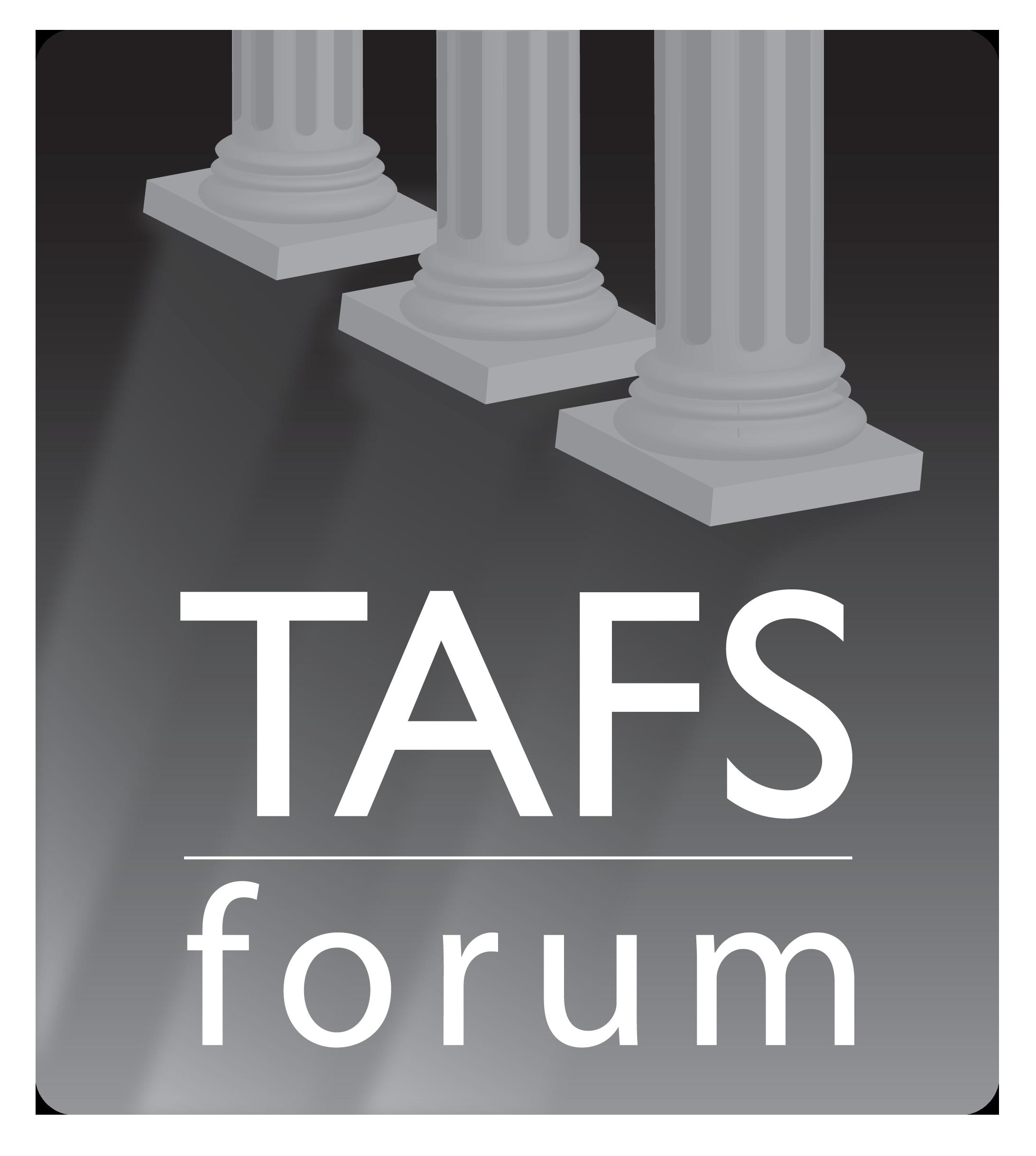 TAFS forum logo