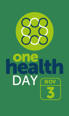 Logo One Health Day November 3