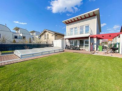 Einfamilienhaus mit Garten und Swimmingpool in Niederösterreich