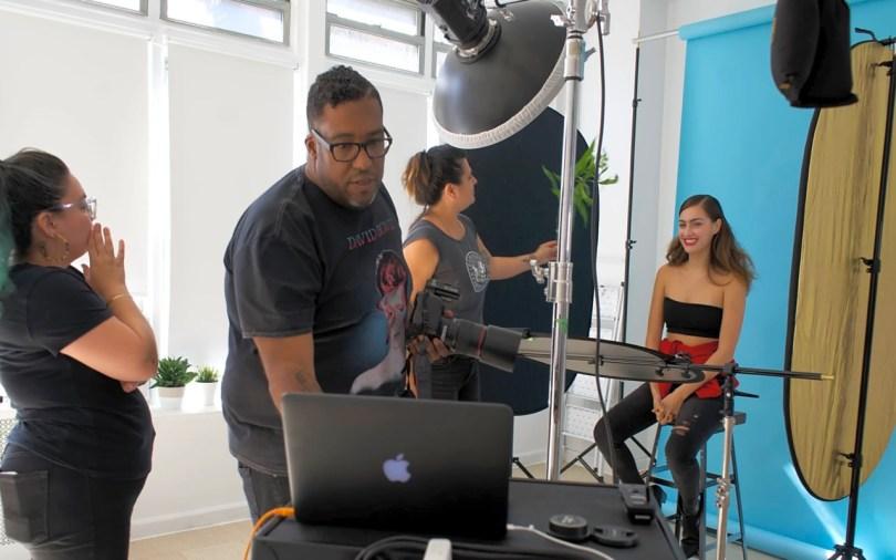 image studio for rent