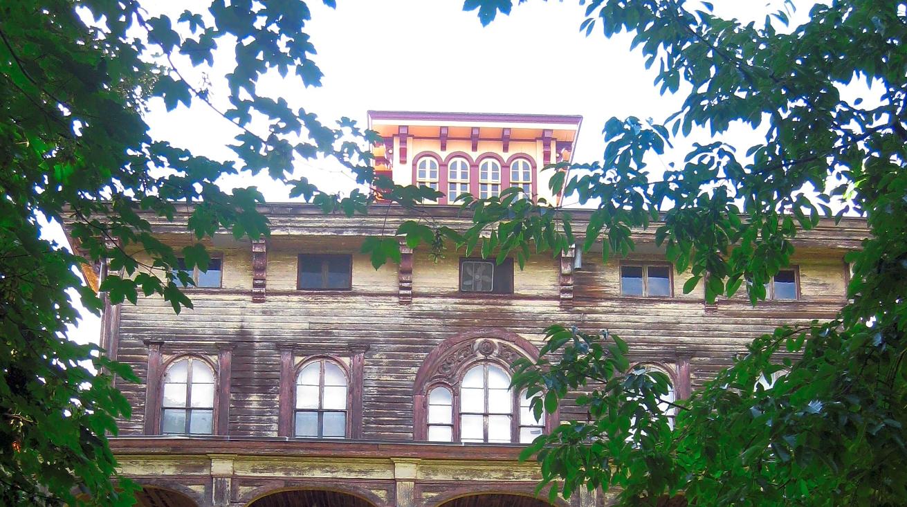 Villa Italian Mansion