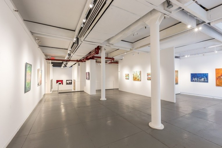 Chelsea gallery space