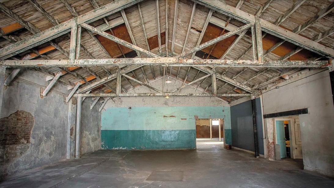 Urban Decay Warehouse