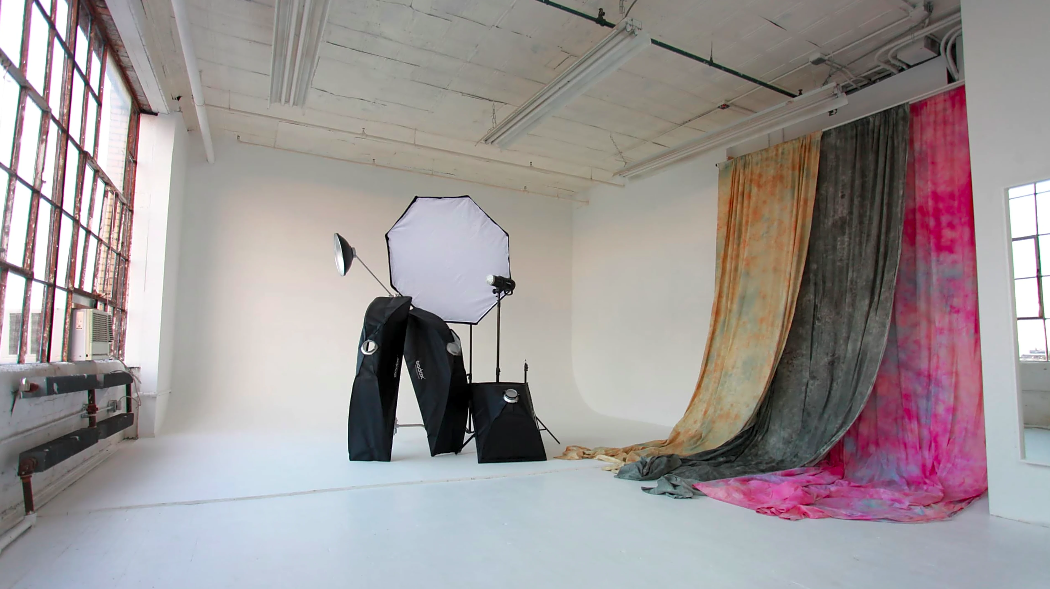 Bushwick photo studio