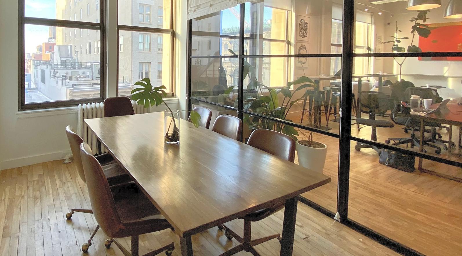 meeting room in soho