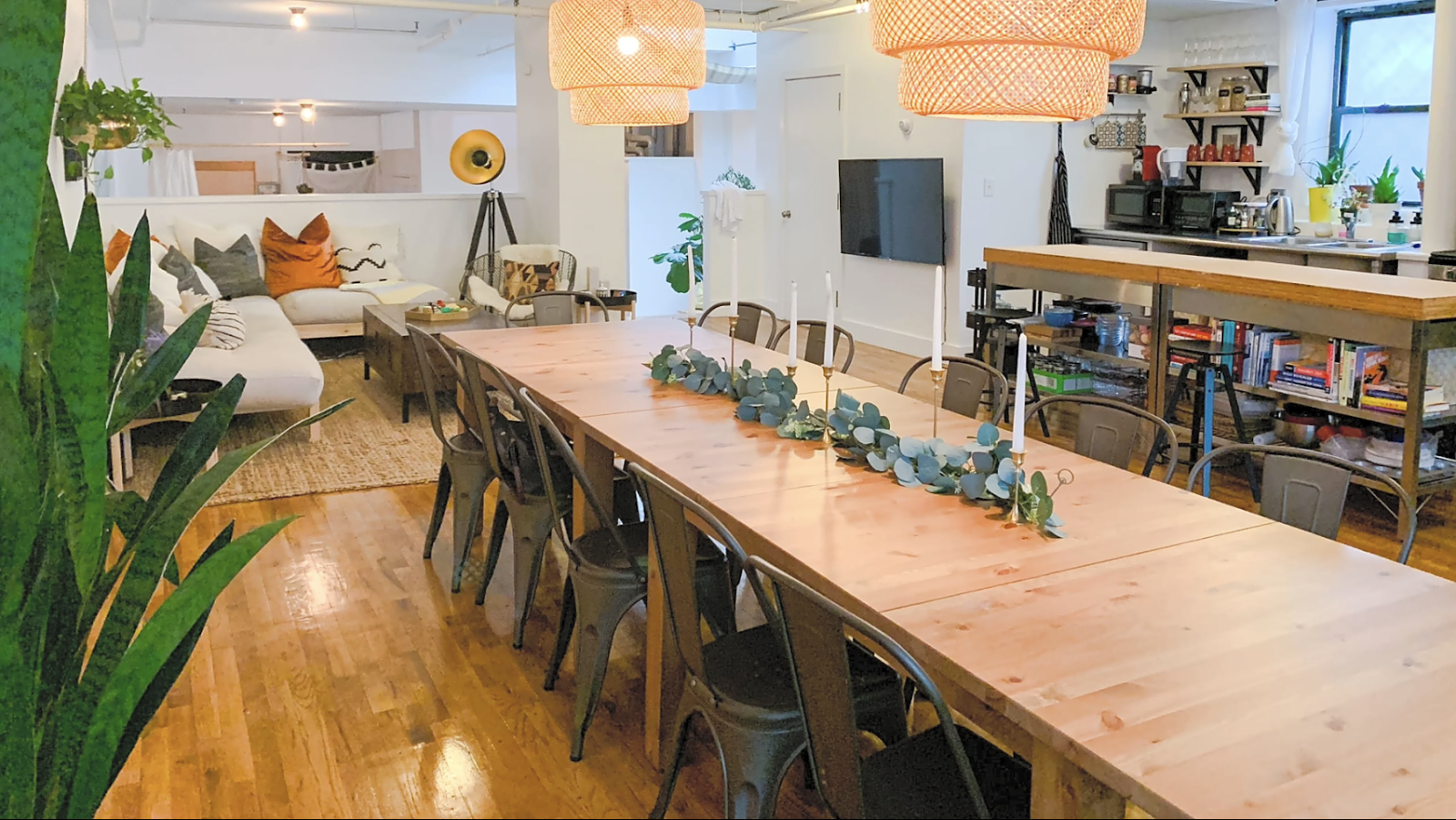 loft in Williamsburg for coworking