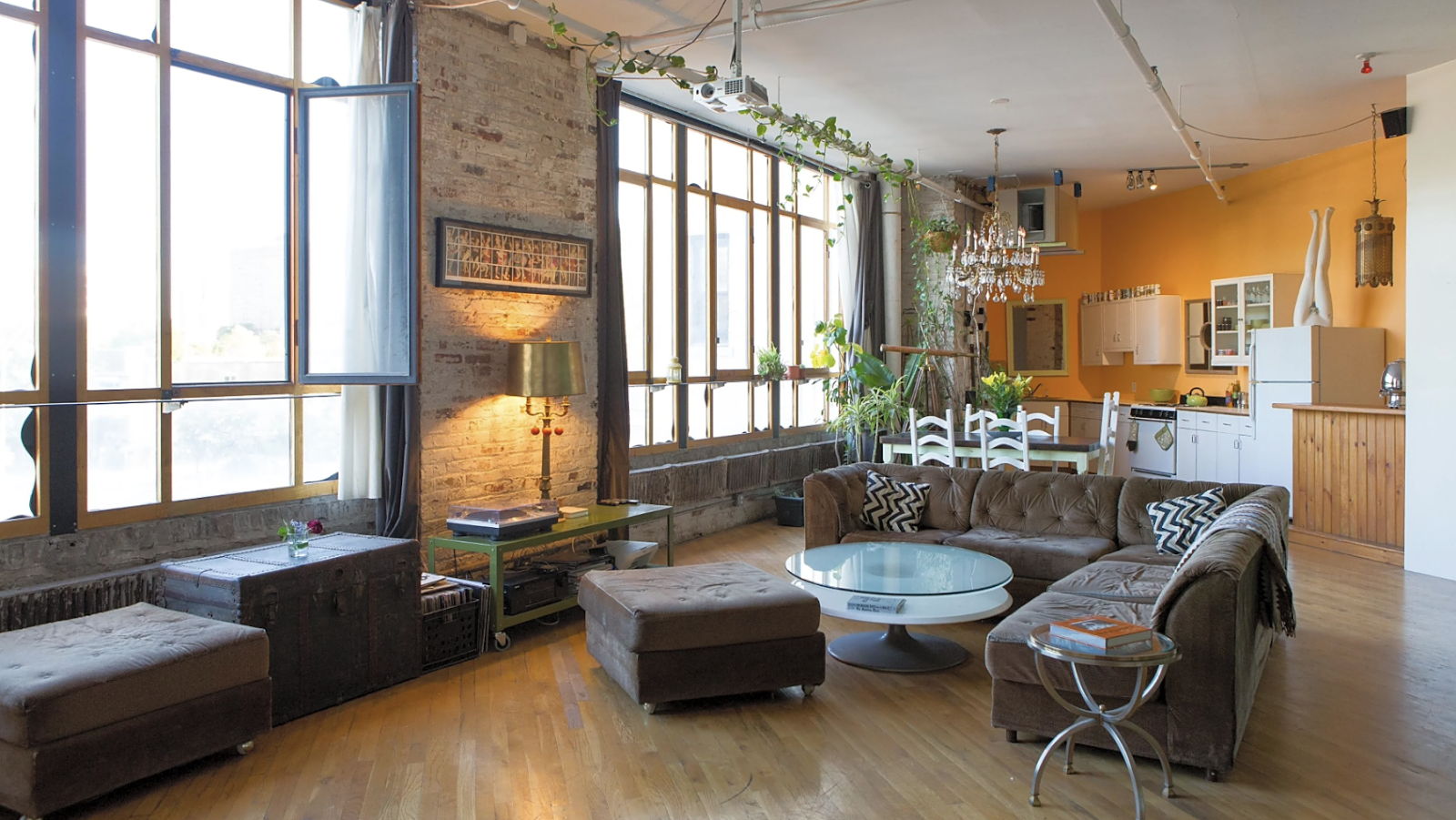 loft and workspace