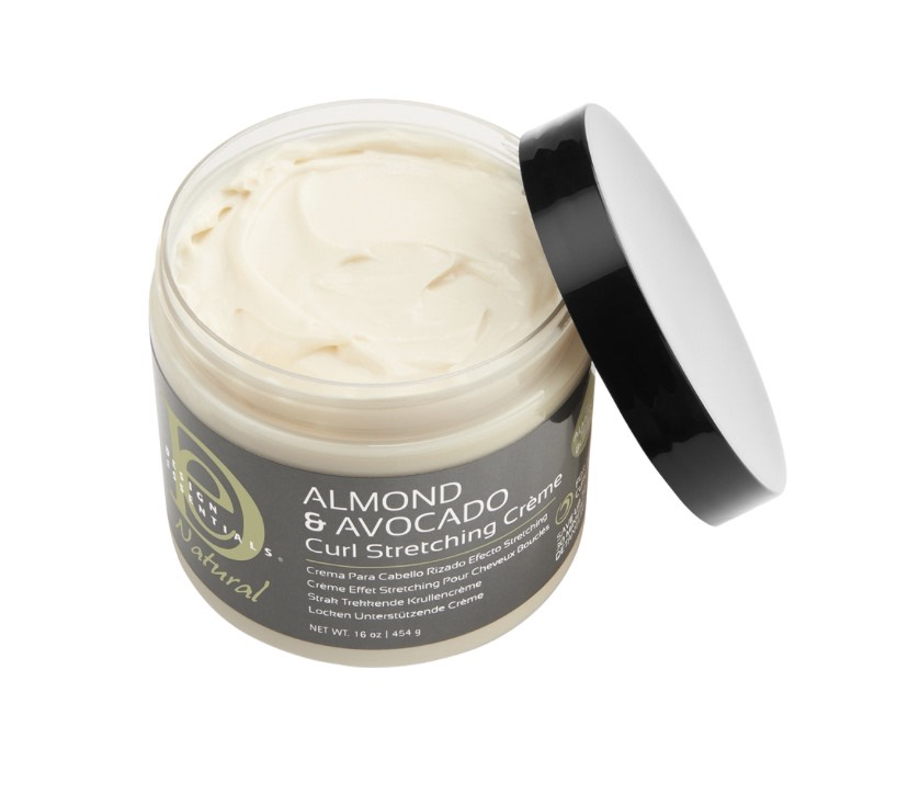 Almond And Avocado Curl Stretching Cream