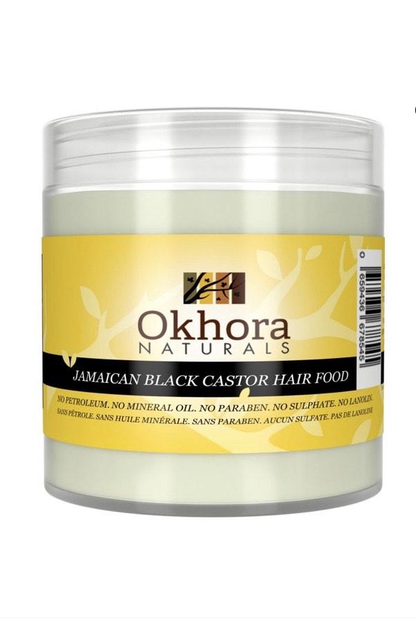 Okhora Jamaican Black Castor 180g