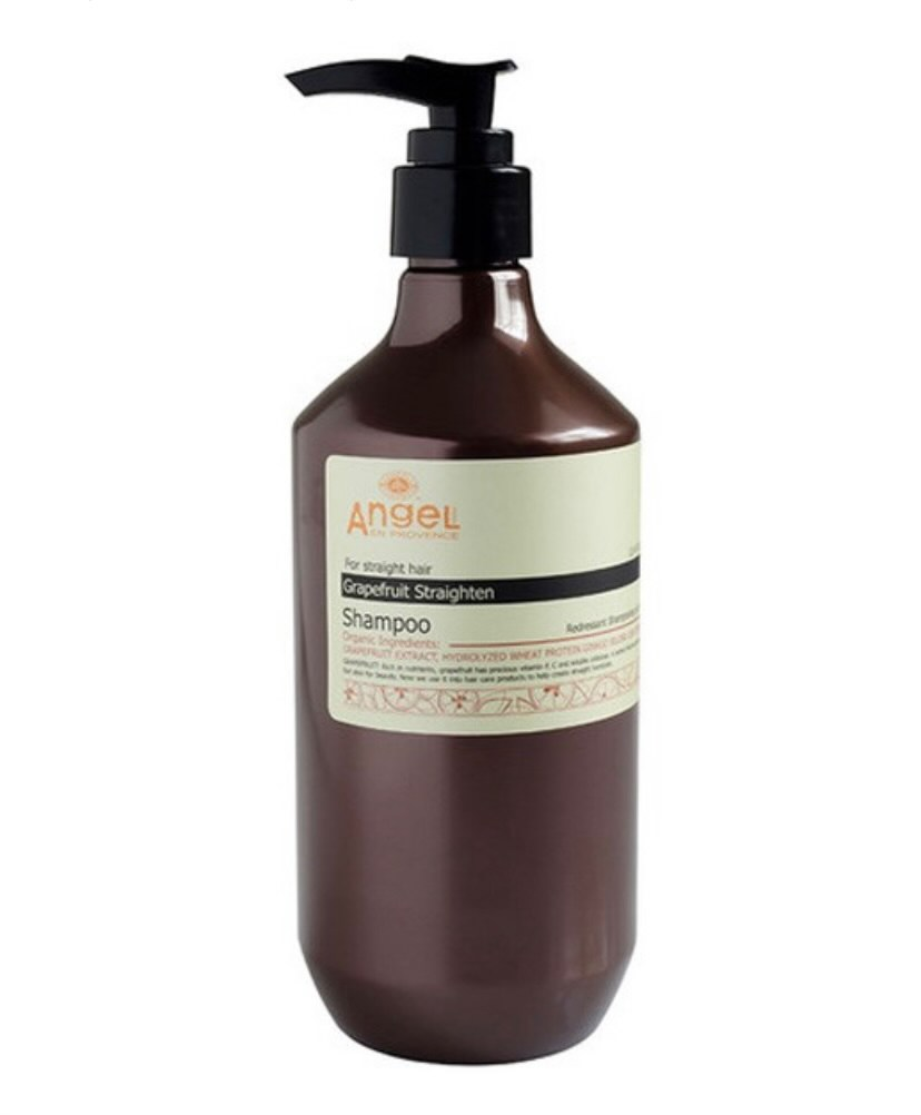 Grapefruit Straighten Shampoo (For straight hair) 400ml