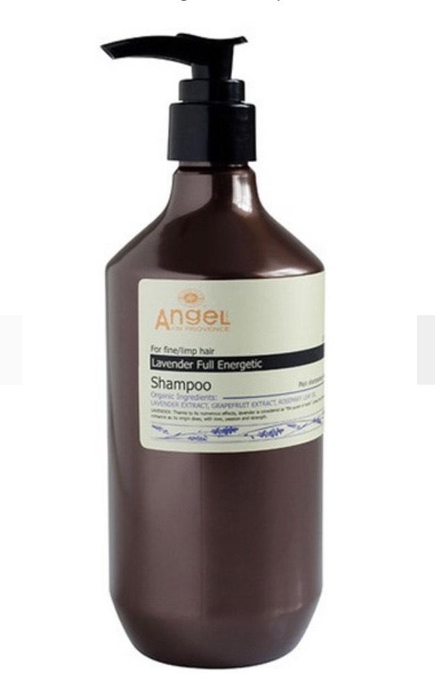 Lavender Full Energetic Shampoo (For fine/limp hair) 400ml
