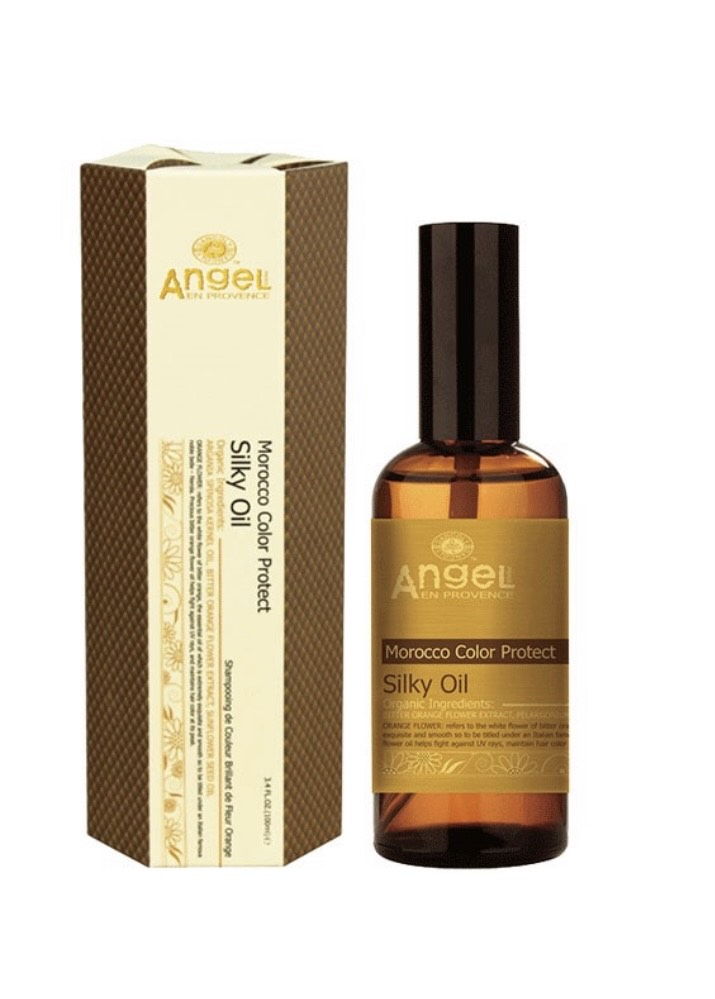 ANGEL MOROCCO COLOR PROTECT SILKY OIL 100ml