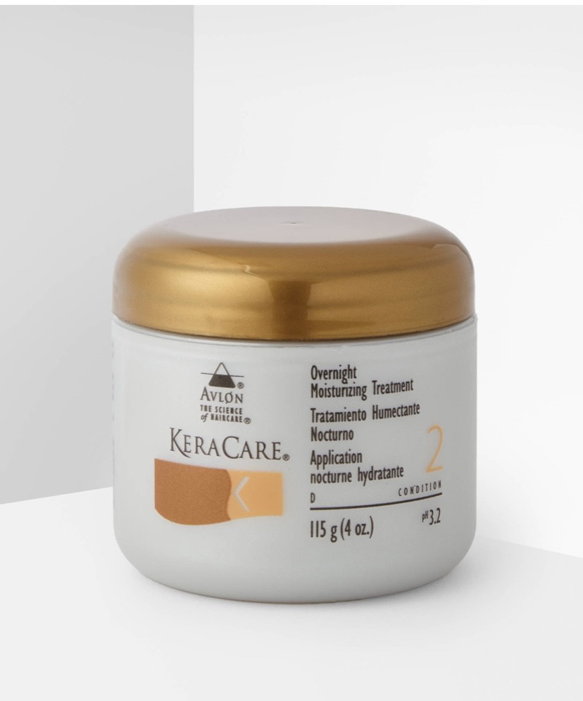 KeraCare Overnight Moisturising Treatment 115g