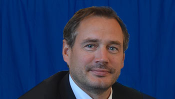 Picture of Øystein Bondevik smiling
