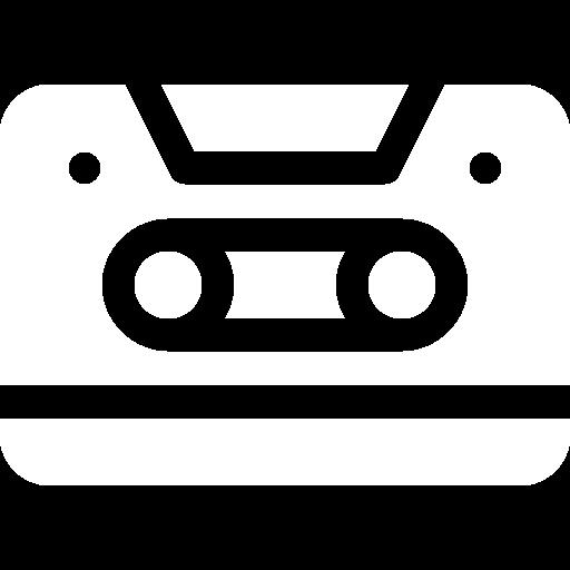 Cassette Tape Icon