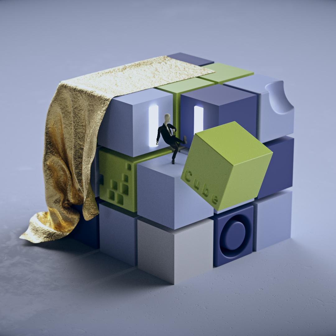 Arthr - Rubik's cube