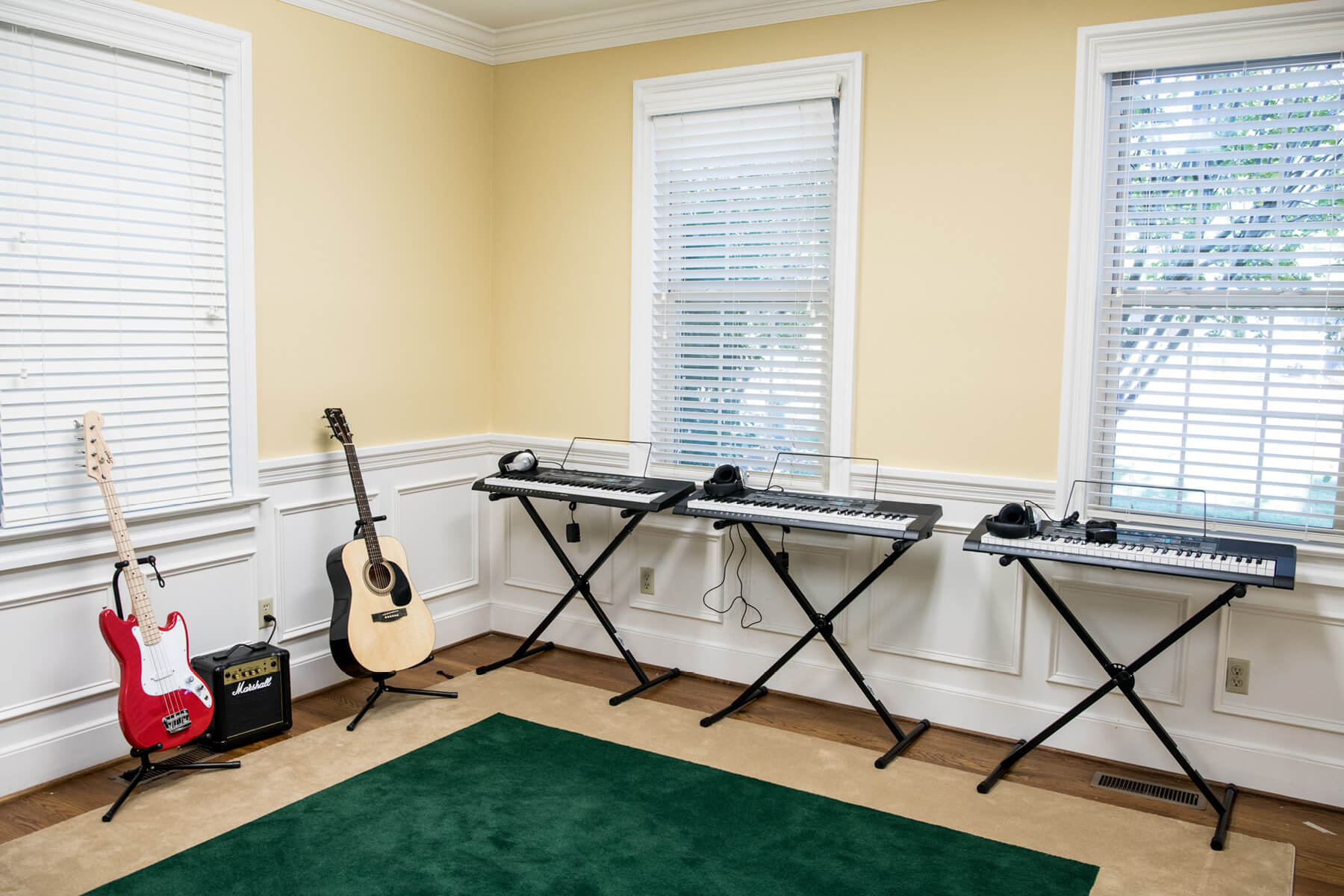 Lexington School of Music Friendly office staff