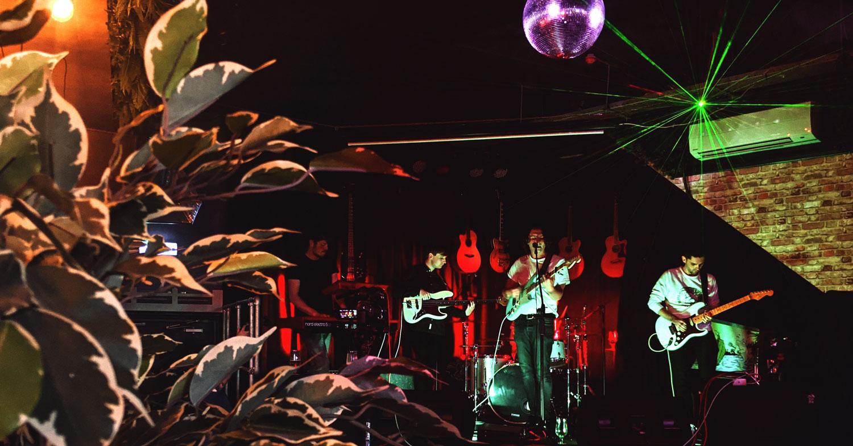 The Silver Bars: Live at Fudstock