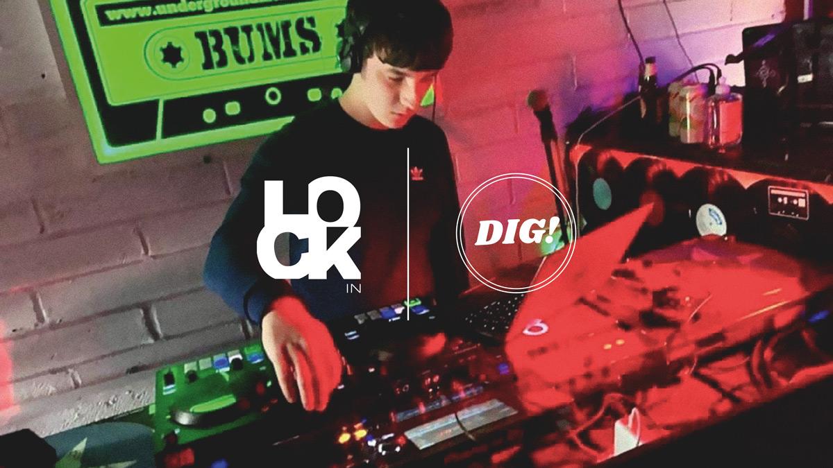 Liam McMillan Presents: DIG! - April 15th 2021
