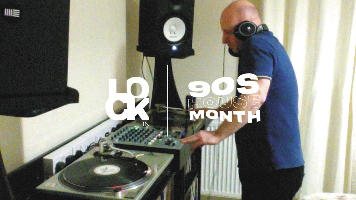 90s House Month - Matt Fear (13-03-21)
