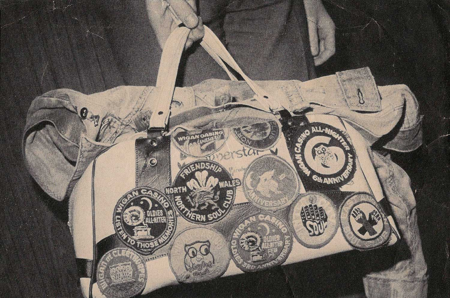 Northern Soul Month #2: Badge Gallery