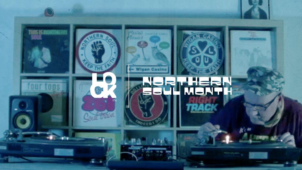 Northern Soul Month #2: Steven Ahern (DJ Set)