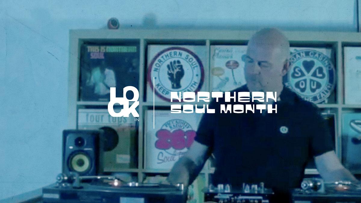Northern Soul Month #2: Chris Hughes (DJ Set)