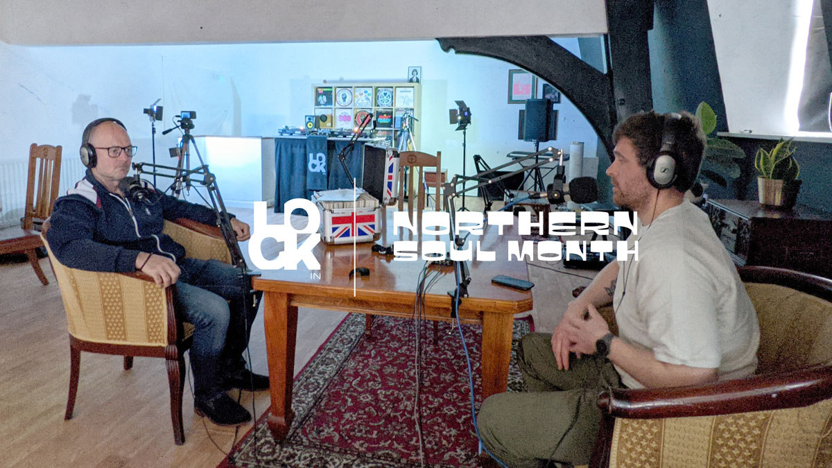 Northern Soul Month #2 - Chris Hughes Interview