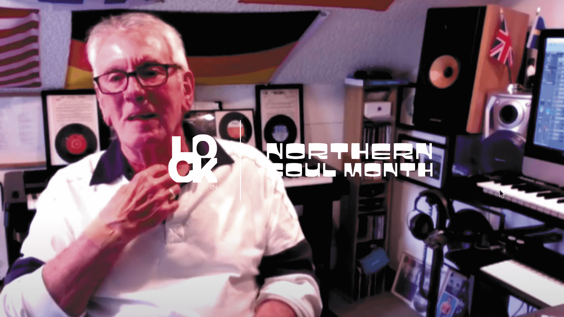 Northern Soul Month #3: Dave McGerty (Chapter 5 / Soul Survivors) Interview