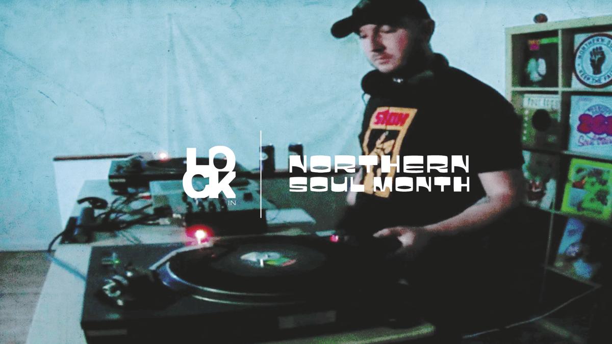 Northern Soul Month #3: Iain Mooney (DJ Set)