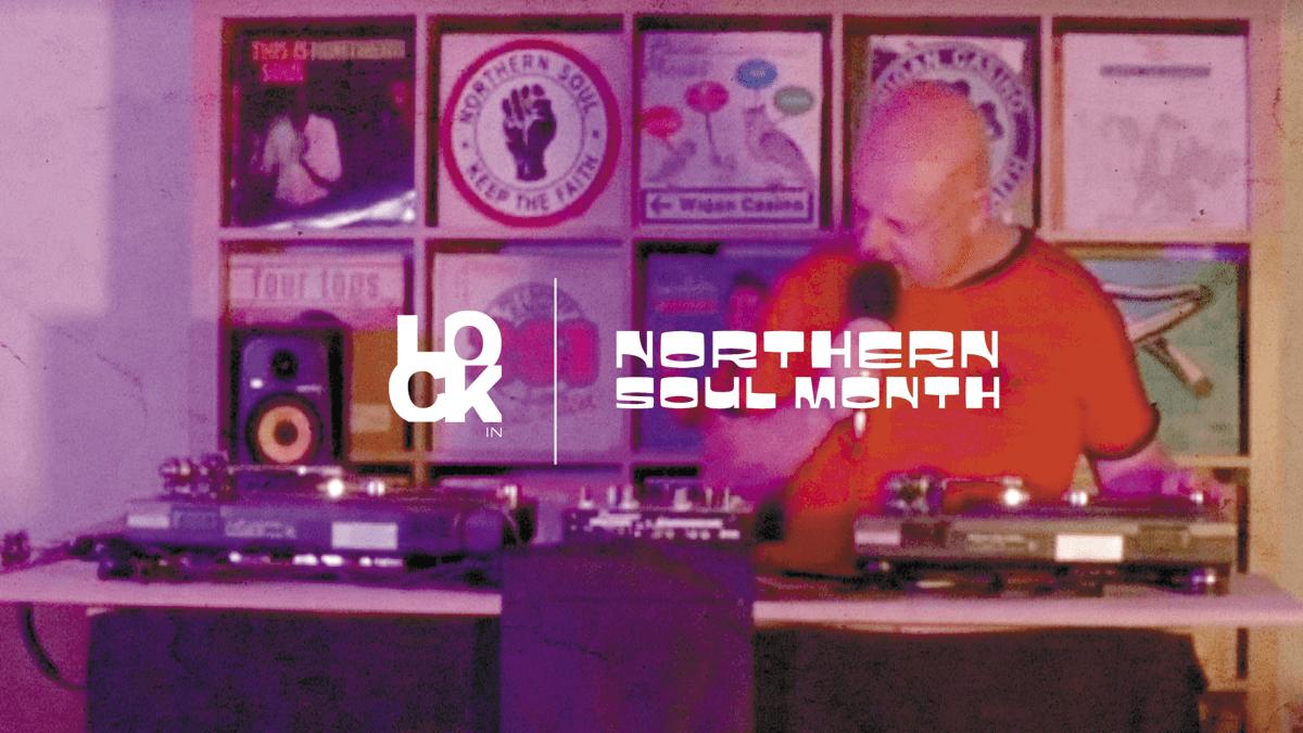 Northern Soul Month #3: Roger Moffatt (DJ Set)