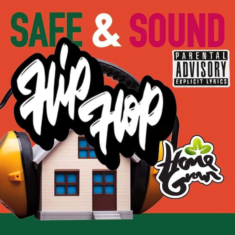 Journeys through Hip Hop with Homegrown Vol 1