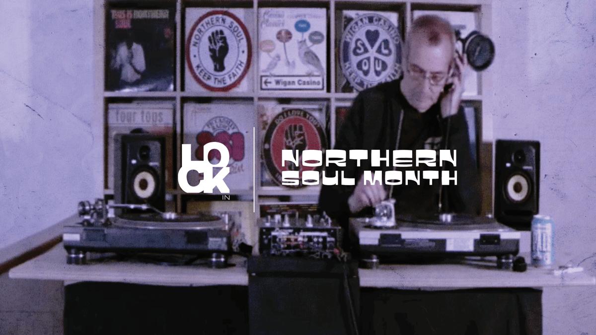 Northern Soul Month #4: Rob Mckeever (DJ Set)