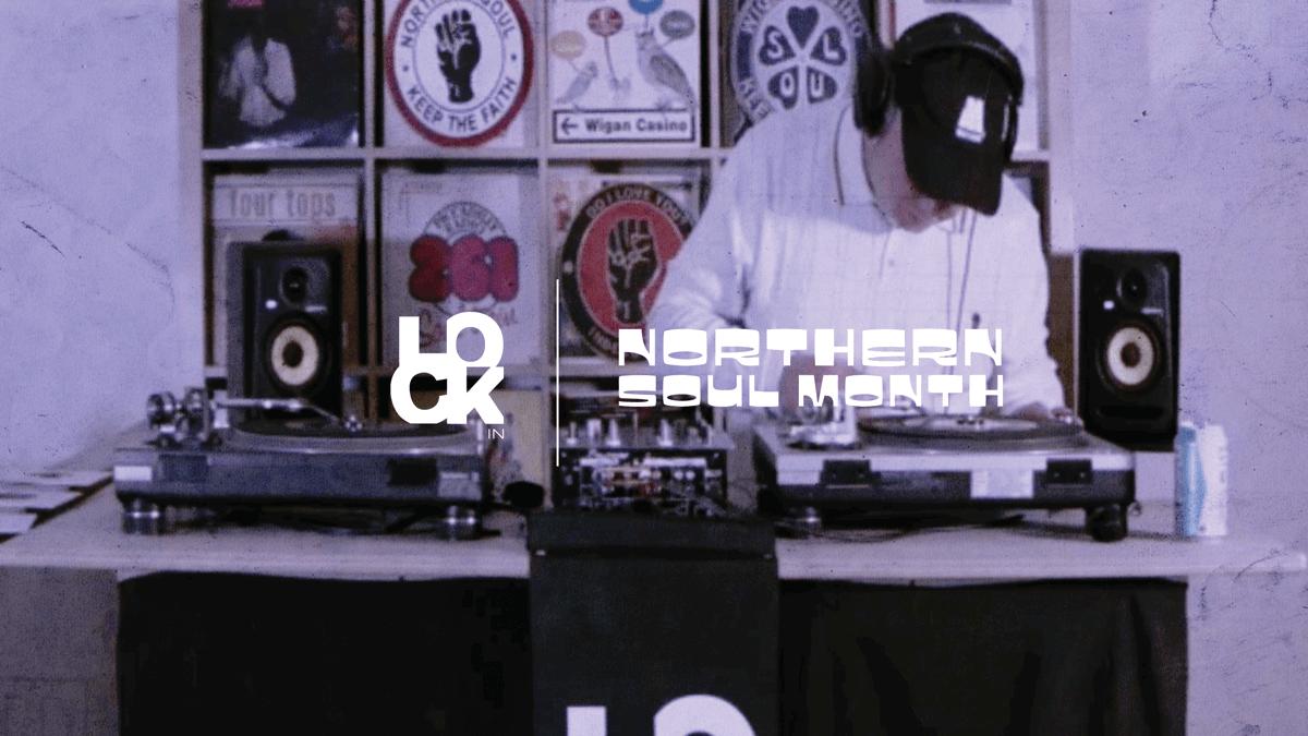 Northern Soul Month #4: Rob Rielly (DJ Set)