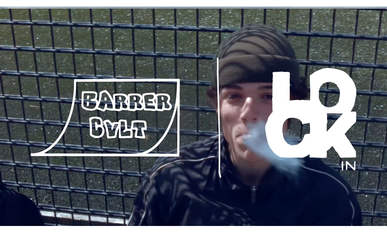 The Lock In presents Barrer Cvlt - A Day In The Life