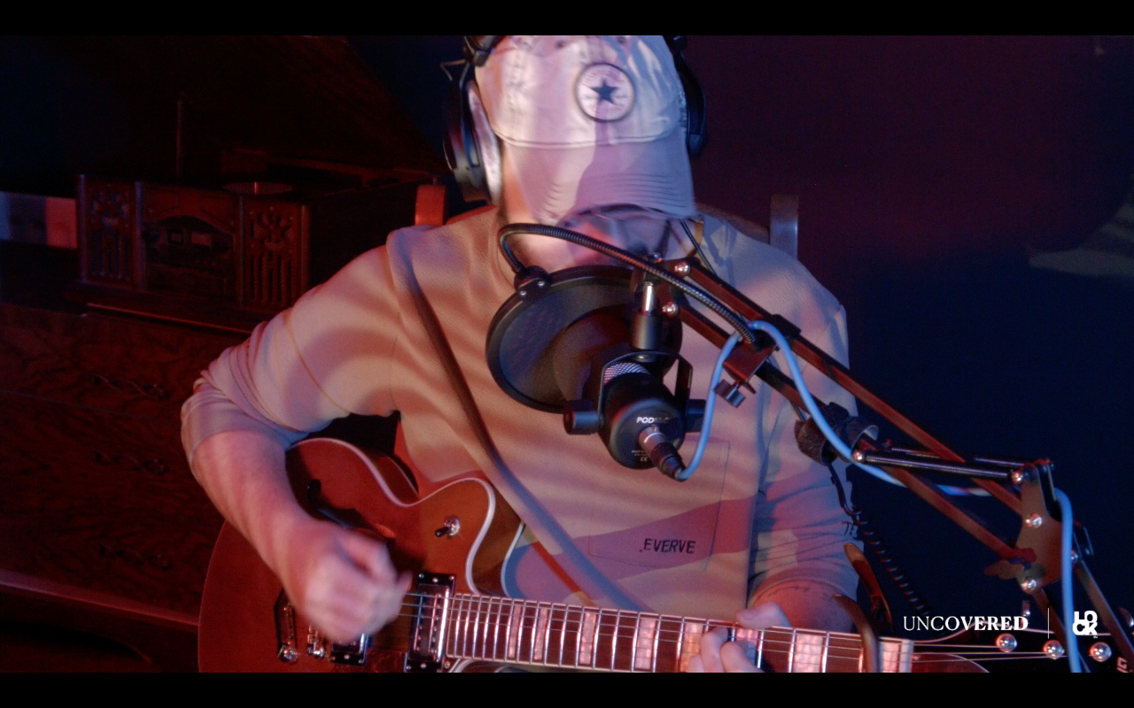 Uncovered #9: Jon Dawes - Pretty Pimpin