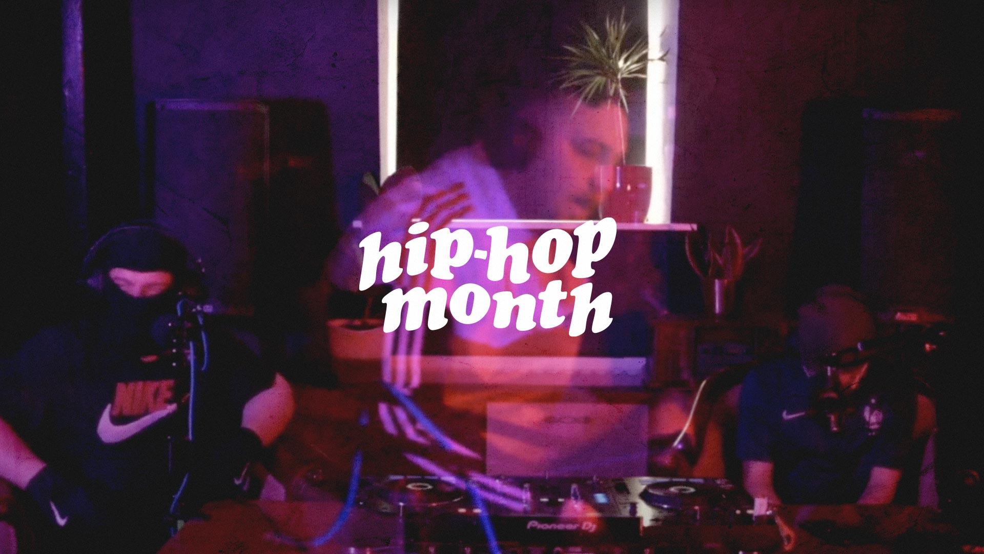 Hip Hop Month: Iyce, T Devz & Despicable T
