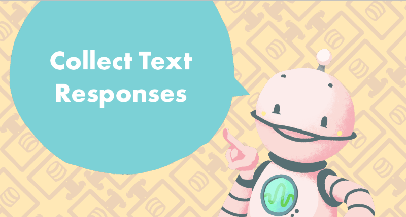 Collect open text responses with xAPI tutorial cover photo