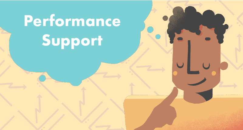 What is Performance Support article cover photo